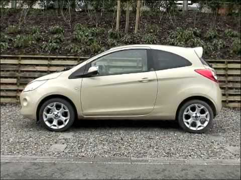 ford ka youtube. Black Bedroom Furniture Sets. Home Design Ideas