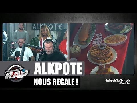 Youtube: Alkpote nous régale encore une fois! #PlanèteRap