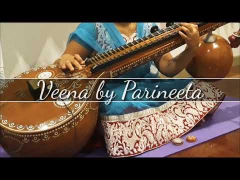LORD SHIVA SONG  BHARATAVEDAMUGA VEENA COVER