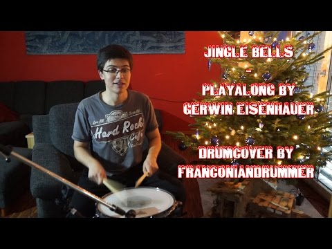 Jingle Bells -  Snare Cover - Gerwin Eisenhauer