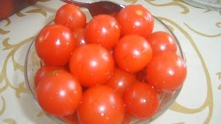 Малосольные помидорки