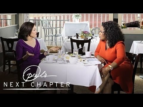 Sheryl Sandberg Dispels Myths About Working Mothers | Oprah's Next Chapter | Oprah Winfrey Network