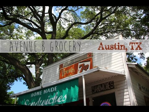 'The Hungry Cowboy' Visits A 100-Year Old Grocery Store - Austin, TX
