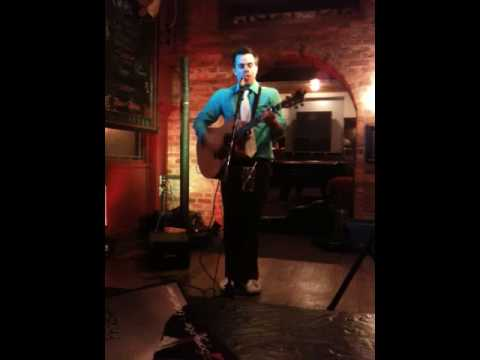 Monday Night @ the Fox And Fiddle in Waterloo: David Cavan Fraser sings Nova Scotia