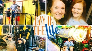 Day In The Life Vlog of a Stay at Home Mom | Patee House