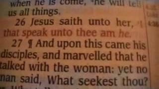 John 4 Holy Bible (King James)