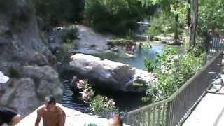Atrakcje wodne koło Gandii Pou Clar