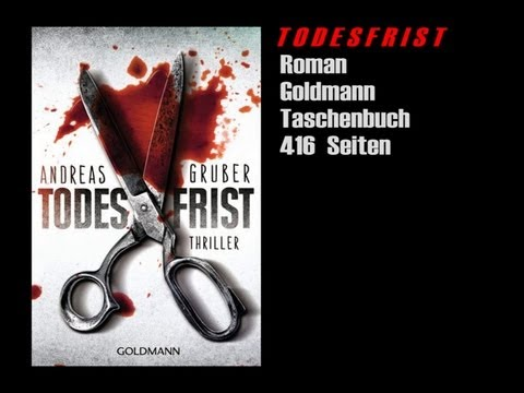 Todesfrist YouTube Hörbuch Trailer auf Deutsch