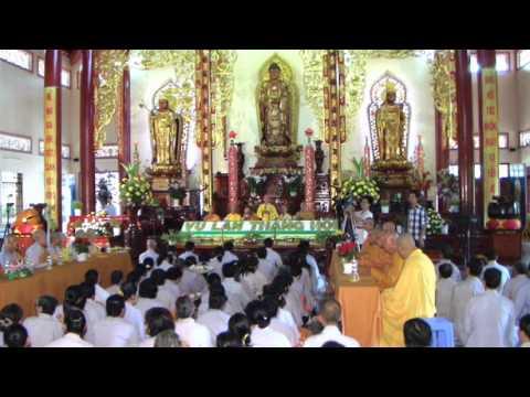 Đại Lễ Vu Lan TT Thích Thiện Xuân ( 0909 69.78.69 http://www.phatphaptonghop.com)
