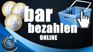 Online bar bezahlen!