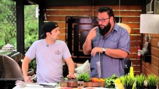 Oui Chef BBQ ! Episode 4 avec Max Lavoie et JF Prégent