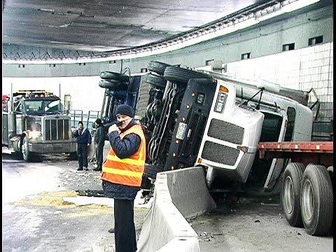 Boston Tunnels (S. Boston ramp) MVA