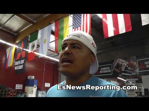 robert garcia on rios maidana pro punching bags EsNews