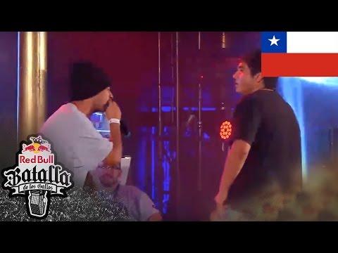 Crisor VS Pepe Grillo - FINAL: Coquimbo, Chile 2017   Red Bull Batalla De Los Gallos