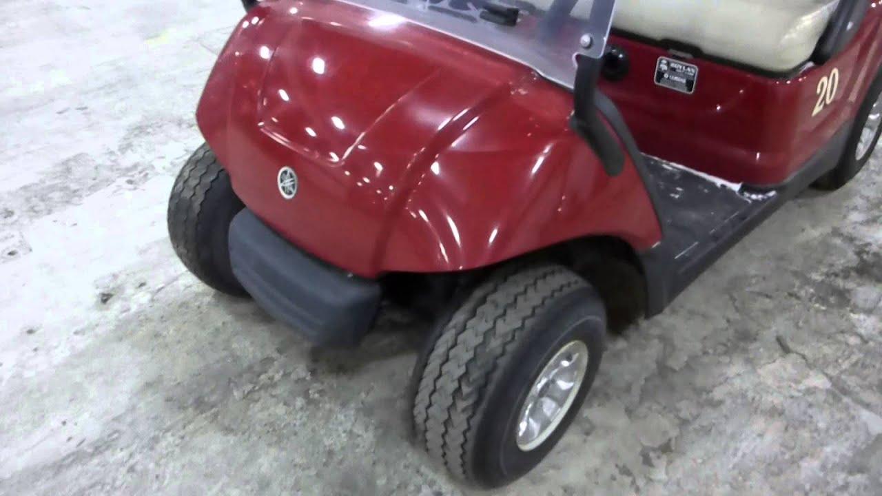 2009 Yamaha Golf Cart, VIN# JW2-213673, 48V - YouTube on hummer limousine, hummer ambulance, hummer limo, pool cart, hummer snow plow, hummer go kart, car cart, hummer h2, hummer wheelchair, hummer mom, hummer golf car, hummer sedan, hummer commercial, hummer drawing, hummer tumblr, hummer one, hummer club, hummer girl, hummer off-road, hummer sport,