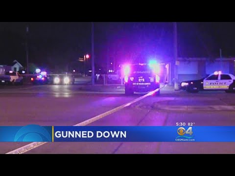 Man gunned down outside Miami Gardens home