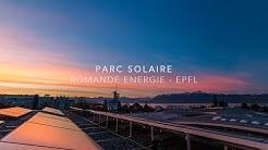 Solar Park Romande Energie-EPFL