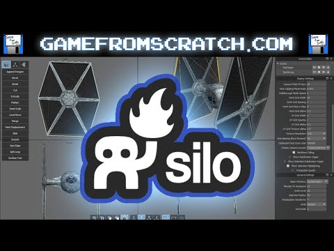 Silo --  3D App Comes Back From The Dead!