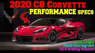 2020 Corvette C8 - 5 Things I Would Like to See! *Mid Engine