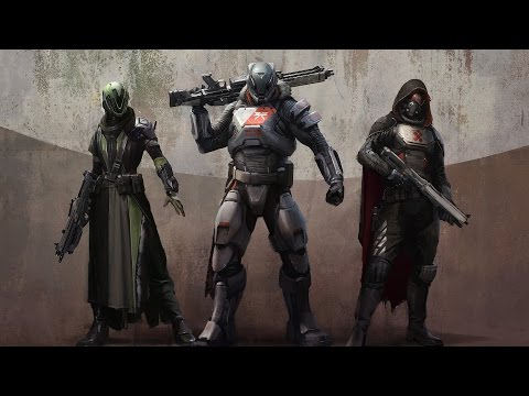 Destiny   Best Class Set Up For PvE With The Warlock Class!