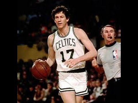 Top Ten Forwards- #4 John Havlicek
