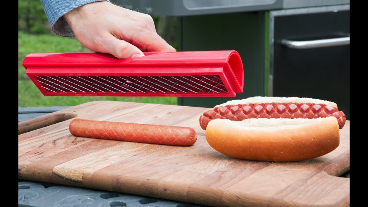 how to make wagyu hot dogs