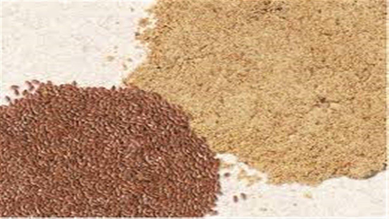 Como se consumen las semillas de lino para adelgazar
