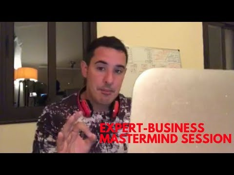 Expert Business Mastermind Session