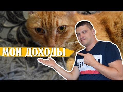Как заработать 100 000 рублей за месяц. Мои доходы