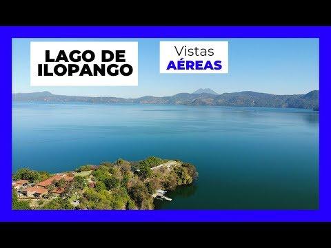Lago de Ilopango, El Salvador: Desde otra perspectiva