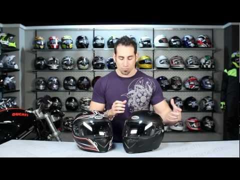 Bell Revolver EVO Modular Helmet Review at RevZilla.com