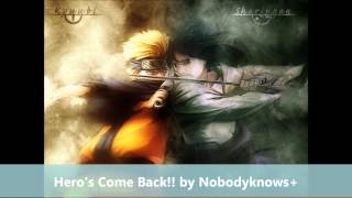 Gambar cover Hero's Come Back!! by nobodyknows+. NSOp1