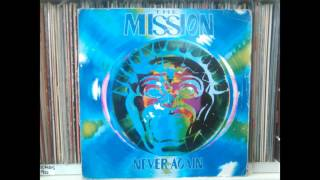 THE MISSION uk - NEVER AGAIN