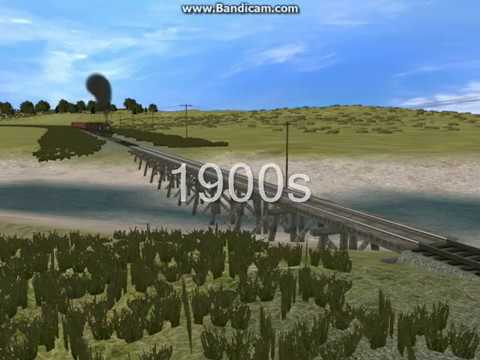 Trainz: American Trains Through The Years