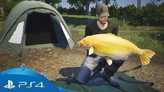 Dovetail Games Euro Fishing | Le Lac D'or Trailer | PS4
