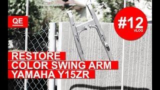Cara Adjust Timing Y15ZR Dan Tukar Minyak Hitam