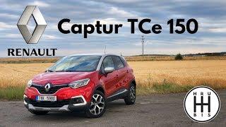 TEST Renault Captur TCe 150 EDC