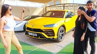 THE NEW LAMBORGHINI *SURPRISE* !!!
