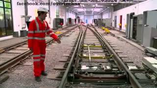 Switches & Crossing : the way train changes the track explained