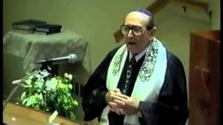 "Rabbi Mika M. Weiss Sermon at 80th Birthday Party- ""Why Weren't You Yourself"""