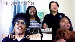 K-Tigers- Ringa Linga TaeKwonDo Cover Reaction (Request)
