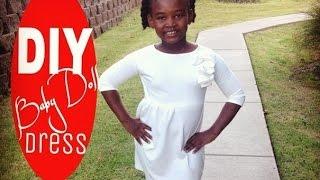 Diy: Baby Doll Dress/tunic (easy)