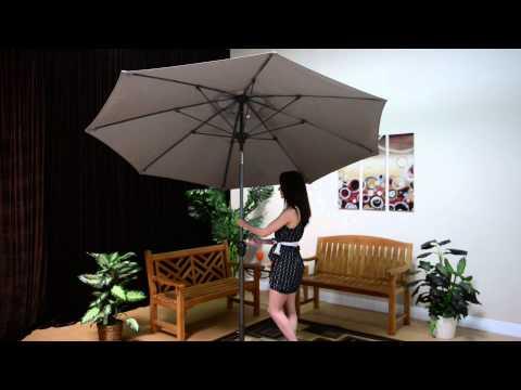 Galtech Auto Tilt Umbrellas