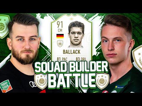 Fifa 19: PRIME BALLACK (91) SQUAD BUILDER BATTLE VS STYLO 😎