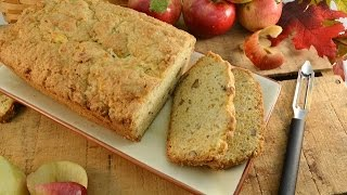 Apple Nut Bread Recipe | Radacutlery.com