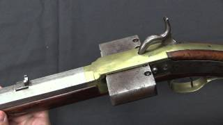J.M. Browning Harmonica Rifle