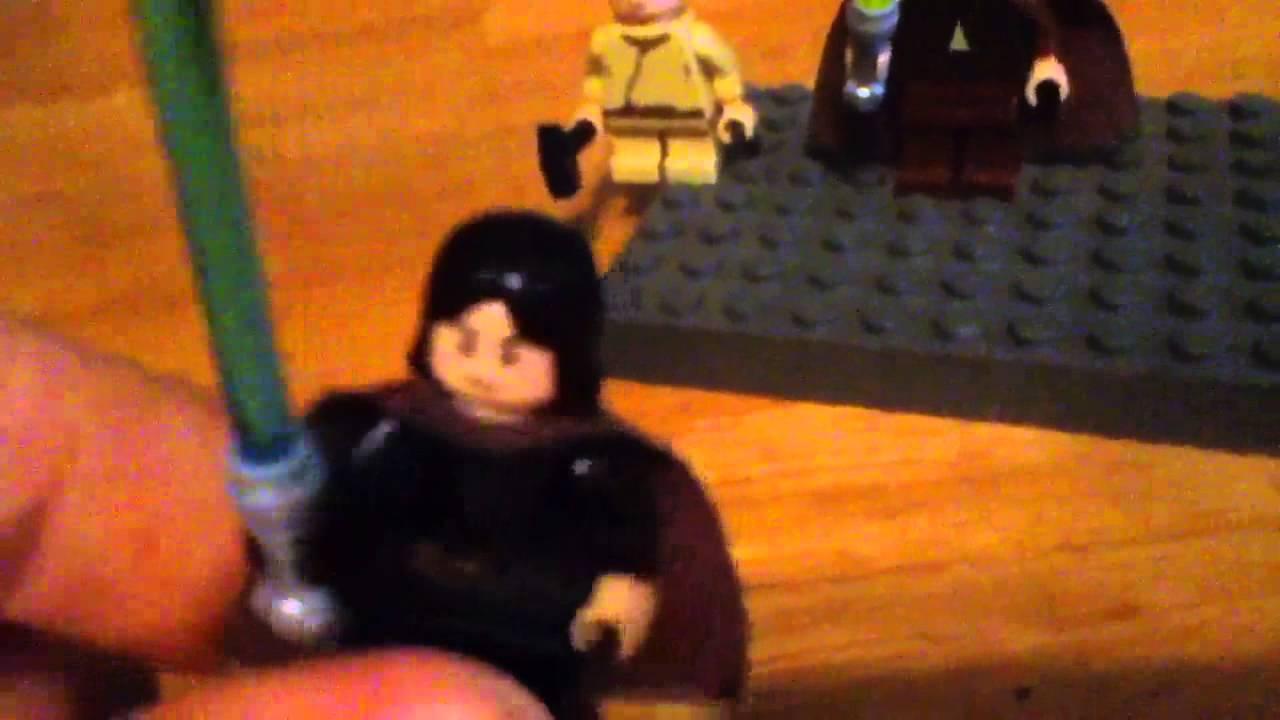 Lego star wars custom anakin skywalker evolution youtube - Lego star wars vaisseau anakin ...