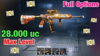 UPGRADE M416 Call of the Wild To MAX LEVEL   PUBG MOBILE