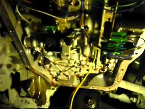 Reparación Overdrive Transmisión Focus
