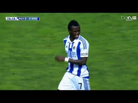 Bruma vs Real Madrid (30/04/2016)